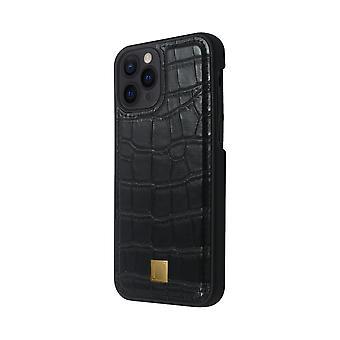 iPhone 12 Pro Max Marvêlle Magnetisk Skall Svart Croco