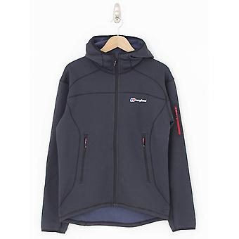 Berghaus Pravitale Hybrid Jacket - Jet Black