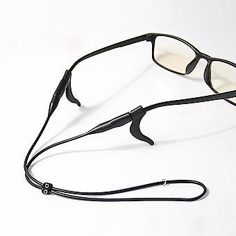 Sangles réglables de lunettes en silicone