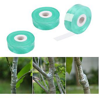 Puutarhatyökalujen varttamiskalvo on 3 cm leveä, läpinäkyvä, korroosionesto- ja biohajoava (3 kpl pakkaus)