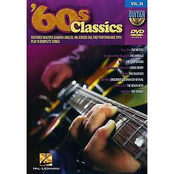 60's Classics - 60's Classics_Guitar Playalong [DVD] USA import