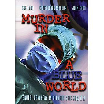 Murder in a Blue World [DVD] USA import