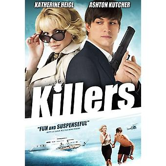Killers [DVD] USA import