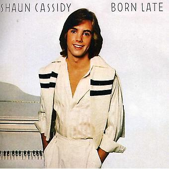 Shaun Cassidy - Born Late [CD] USA import