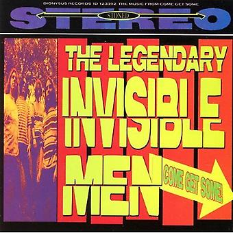 Invisible Men - Come Get Some [CD] USA import