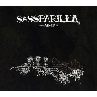 Sassparilla - Magpie [CD] USA import