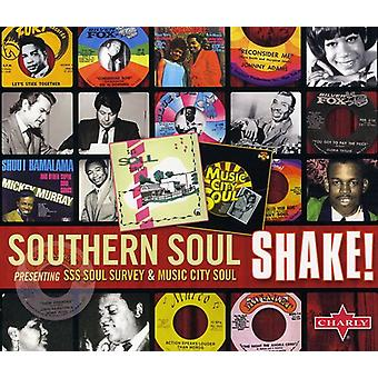 Sss Soul Survey - Music City Soul [CD] USA import