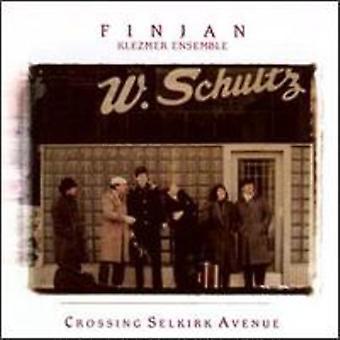 Finjan - Crossing Selkirk Avenue [CD] USA import