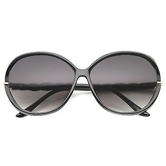 Бабочка женщин солнцезащитные очки с UV400 защитой градиент линзы