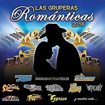 Las Gruperas Romanti - Las Gruperas Romanti [CD] USA import