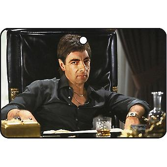 Bean Tony Montana Scarface bil Air Freshener