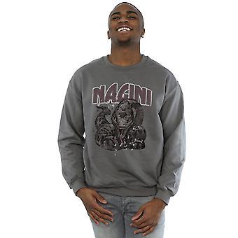 Harry Nagini Splats Sweatshirt Potter masculine