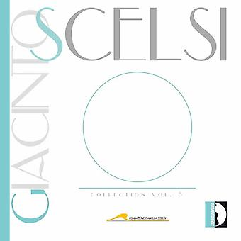 Scelsi / Daunert / Stella - Scelsi Collection 8 [CD] USA import