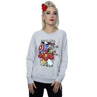 Marvel vrouwen stripfiguren Sweatshirt
