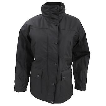 Result Ladies/Womens Platinum Work Jacket / Coat