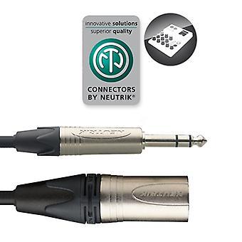 Rocket X-Series Premium Audio Cable - XLR to Jack