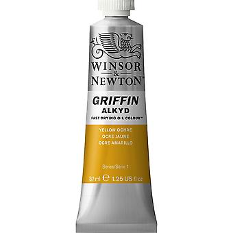 Winsor & Newton Griffin Alkyd snabbtorkande oljefärg 37ml