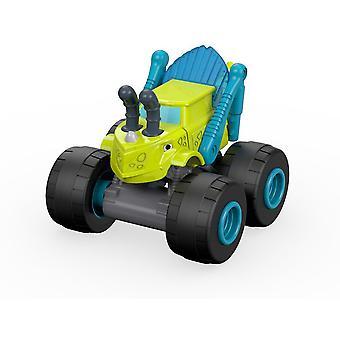 Blaze Small Animal Vehicle - Grasshopper Zeg