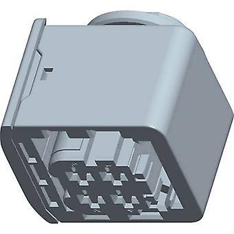 Caja de TE conectividad conector - cable HDSCS, número Total de MCP de pernos 4 1-1418390-1 1 PC