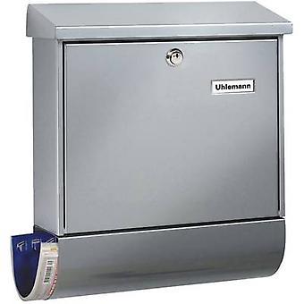 بورغ ويختر 31440 فاريو 8672 سي Letterbox الصلب لوحة المفتاح الفضي