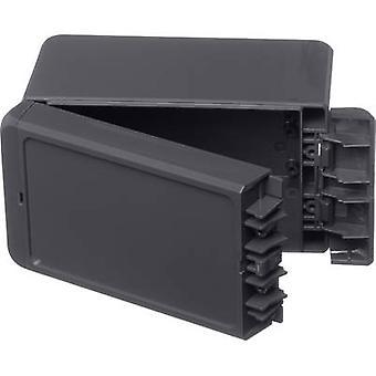 Bopla Bocube B 140809 ABS-7024 nástěnný plášť, montážní držák 80 x 151 x 90 akrylonitril butadien styren Grafite Grey (RAL 7024) 1 PC (s)