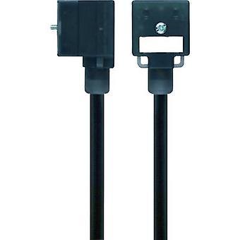 Escha 8047806 VA21-230.0-5/S370 Black Number of pins:2+PE