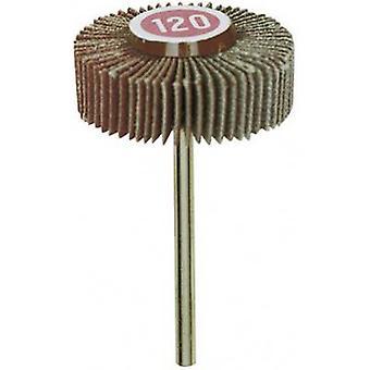 Proxxon Micromot 28 985 Flapwheels of standard corundum