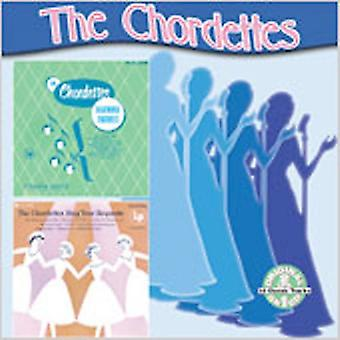 Chordettes - Harmony Encores/Your Request [CD] USA import
