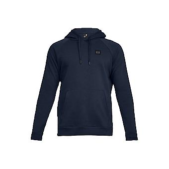 Under Armour Rival Fleece Po Hoodie 1320736-408 Mens sweatshirt