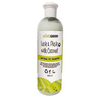 Nature Sposo Lussureggiante & Peluche con shampoo cocco