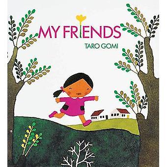 Mijn vrienden door Taro Gomi - 9780811847865 boek