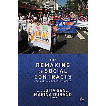 La re-fabrication des contrats sociaux - féministes dans un nouveau monde féroce par
