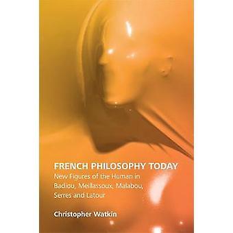 Filosofia francese oggi - nuove figure dell'essere umano in Badiou - Meillas