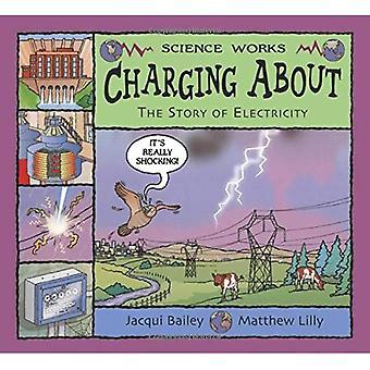 Latauksen noin: Tarina sähkön (tiede toimii)