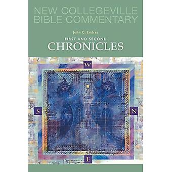 First and Second Chronicles: Volume 10 (New Collegeville Bible Commentary: Old Testament Series)
