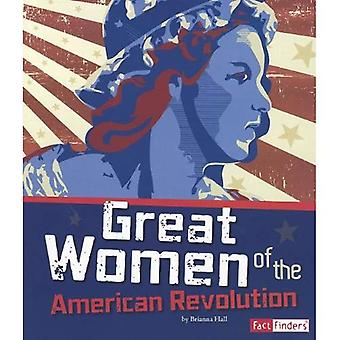 Great Women of the American Revolution (Fact Finders: The Story of the American Revolution)
