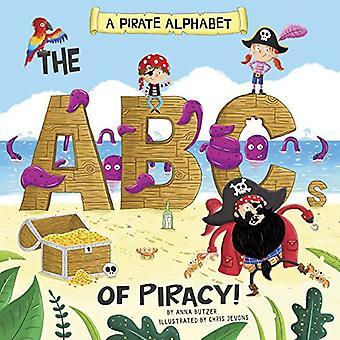 Ein Piraten-Alphabet: Das ABC der Piraterie! (Alphabet Verbindung)