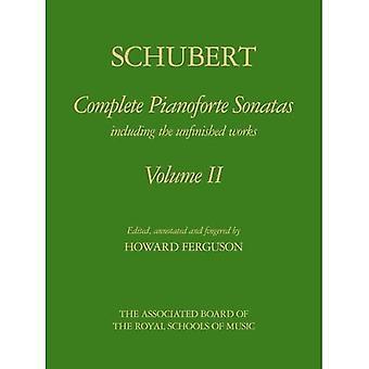 Kompletne sonaty fortepianowe, Tom II: tym niedokończonej [tablice szmatką]: v. 2 (podpis serii...