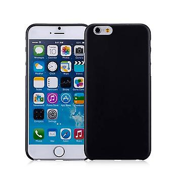 2 pieces Matte black Slimmed Case for iPhone 6/6s
