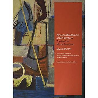 Modernisme américain au milieu du siècle: les travaux de Morris Davidson