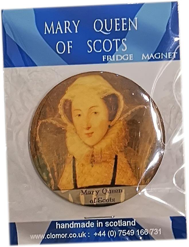 Mary Queen of Scots Magnet - Bonnet