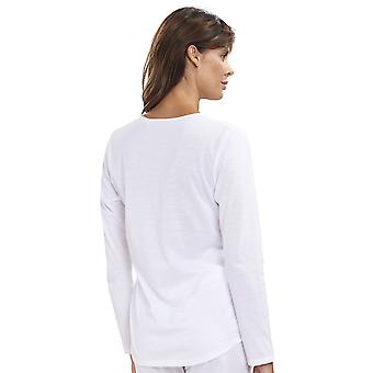 Rösch 1884158 Women's Smart Casual Cotton Pyjama Top