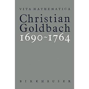 Christian Goldbach 16901764, jonka Jushkevic & Adolf A.