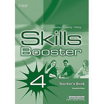 Skills Booster 4 Teachers Book by Green