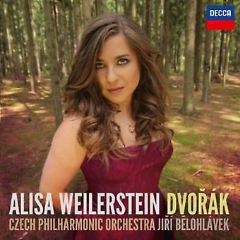 Alisa Weilerstein - Dvor K [CD] USA import