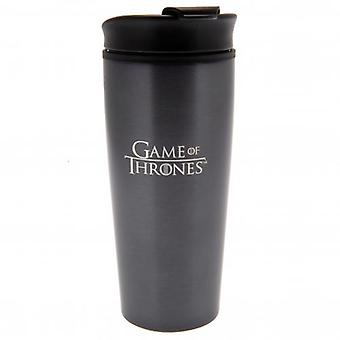 Game Of Thrones Metal Travel Mug