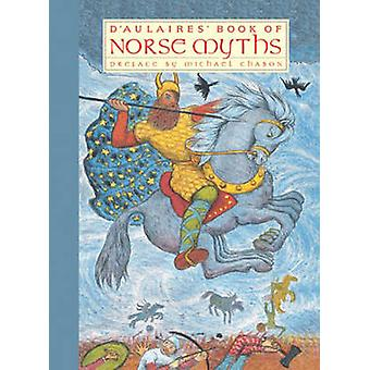 D'Aulaires' Book of Norse Myths by Ingri D'Aulaire - Edgar D'Aulaire