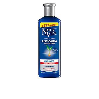 Naturaleza Y Vida Shampoo Anticaida Anticaspa 300 + 100 Ml Unisex