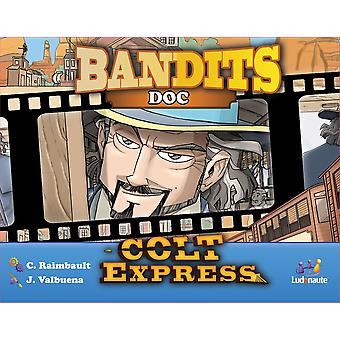 Colt Express Bandits Expansion Pack-Doc Board Game