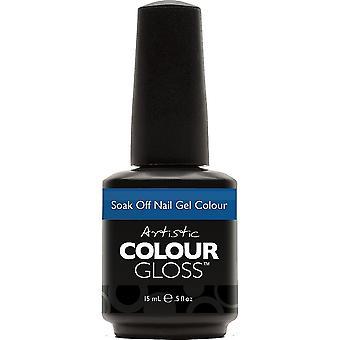 Artistic Colour Gloss Gel Nail Polish Collection - Alpha Female (03169) 15ml